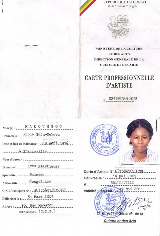 carte culture ministère de la culture http://.rhodemakoumbou.eu/fr/photos,l artiste http://